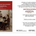 "Book Release ""José Vianna da Motta – Correspondência com Margarethe Lemke"""